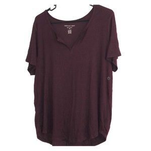 AEO ribbed Top